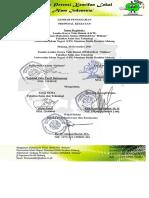 Contoh Proposal Sponsorsip LKTI