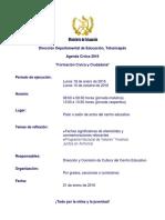 Agenda Civica 2016 -Centros Educativos - Copia