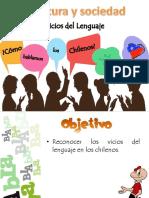 Vicios Del Lenguaje_Prof Yadia Cerda León