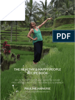 The Healthy Happy People Recipe Book