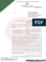 Los argumentos de la Justicia para recharzarles las excarcelaciones a Lázaro Báez y Pérez Gadín
