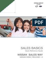 Sales Basics
