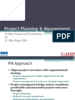 PPM Techno Commercial Presentation