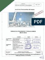 Manual de Obras de Atraviesos y Paralelismos EFE