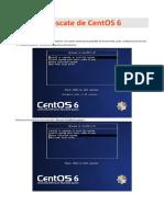 Disco de Rescate de CentOS 6