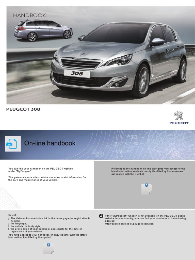 manual de usuario peugeot manual transmission automatic transmission rh es scribd com 2017 Peugeot 308 SW Length manual usuario peugeot 308 sw
