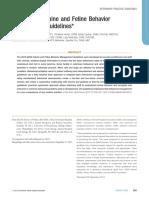 Aaha Canine and Feline Behavior Management Guidelines Final.pdf