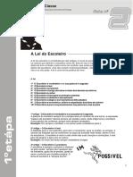 Ficha 2 - Lei, Compromisso de Honra, Nó Direito e de Pescador