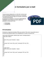Como Enviar Un Formulario Por e Mail Usando Php 10887 Mo8xzk