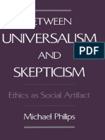 Between Universalism and Skepticism, Ethics as Social Artifact.pdf
