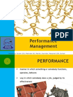 HRM Performance Management