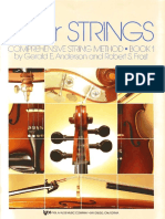 All for Strings - Violin - V I