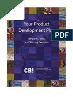 CBI PDG Workbook