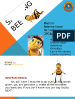 Spelling Bee ppt