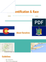 self identification and race power point