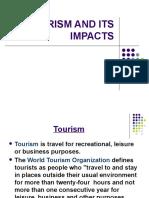 Tourism & Its Impacts