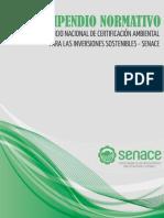 Compendio Normativo SENACE v2015