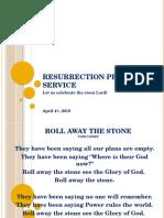 resurrection celebration 2016  1