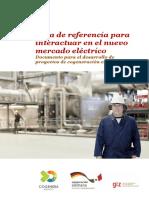 Guia de referencia para la cogeneración en el mercado eléctrico
