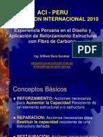 12 William Baca Experiencia Peruana Diseno Aplicacion Reforzamiento Estructural Fibra Carbono