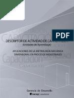 1237938083 Aplicaciones de La Metrología Mecánica Dimensional en Procesos Industriales