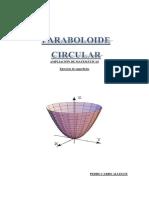 Trabajo Superficies (Paraboloide)