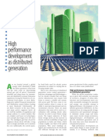 4. High Performance Development as Distributed Generation