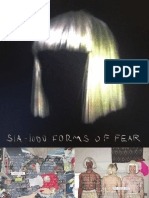 Booklet - 1000 Forms of Fear