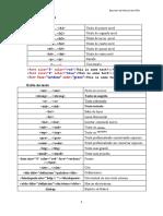 Resumen HTML