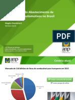 Cenário Atual do Abastecimento de Combustíveis Automotivos no Brasil