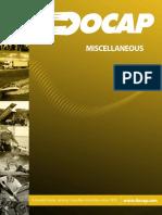 Docap-Catalogue Miscellaneous Web