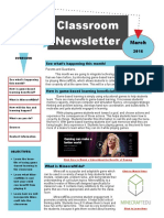 game-based learning newsletter