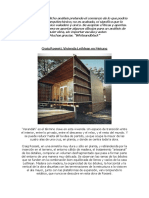 Ejemplo Analisis de Una Vivienda Diario Clarín 2009
