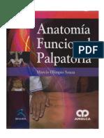 Anatoma Funcional Palpatoria