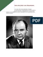 Arquitectura de John Von Neumann