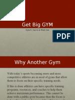 facility presentation