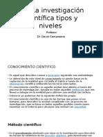 V-Vi Metodologia de La Investigacion