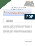 Dispositif Collectif de Veille Internet Avec Outils Gratuits