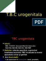TBC Urogenitala