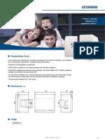 Catalogo Residencial Soprano Caixa de Instalacao