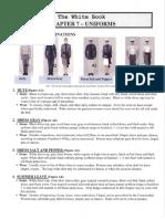 Citadel Uniform Regulations 2015