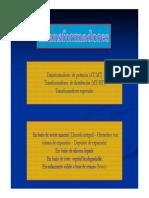 PARTES DETALLADAS DE UN TRANSFORMADOR