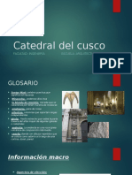 Catedral Del Cuzco (Arquitectura)