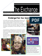 2016 march-april newsletter