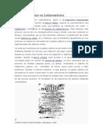 Conservadurismo en Latinoamérica