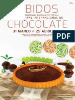 Obidos - Festival Internacional de Chocolate 2016