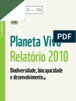 Planeta Vivo Relatório2010