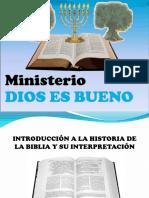 Origen y Traducciones de La Biblia