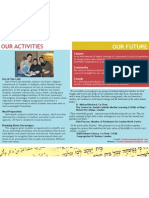 Brochure Tzedakasadaqah 2 Copy