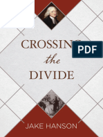 Excerpt From Crossing the Divide by Jake Hanson